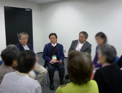 大阪府内科医会主催「第16回 女性と医師が語り合う会」