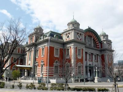近畿大学建築科の学生が選ぶ、 大阪のお気に入り建築物スポット5つ。大阪市中央公会堂の外観。